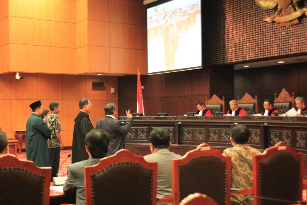 Siaran Pers Sidang Lanjutan Judicial Review Undang-Undang Kehutanan (UUK)