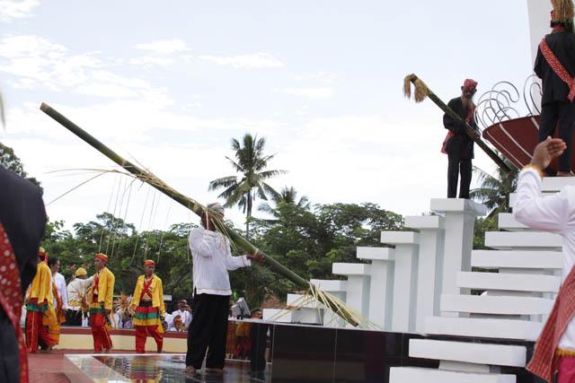 Ritual Air Nusantara, Simbol Pemersatu Masyarakat Adat