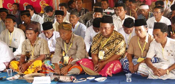 Maklumat dan Resolusi Masyarakat Adat Talang Mamak