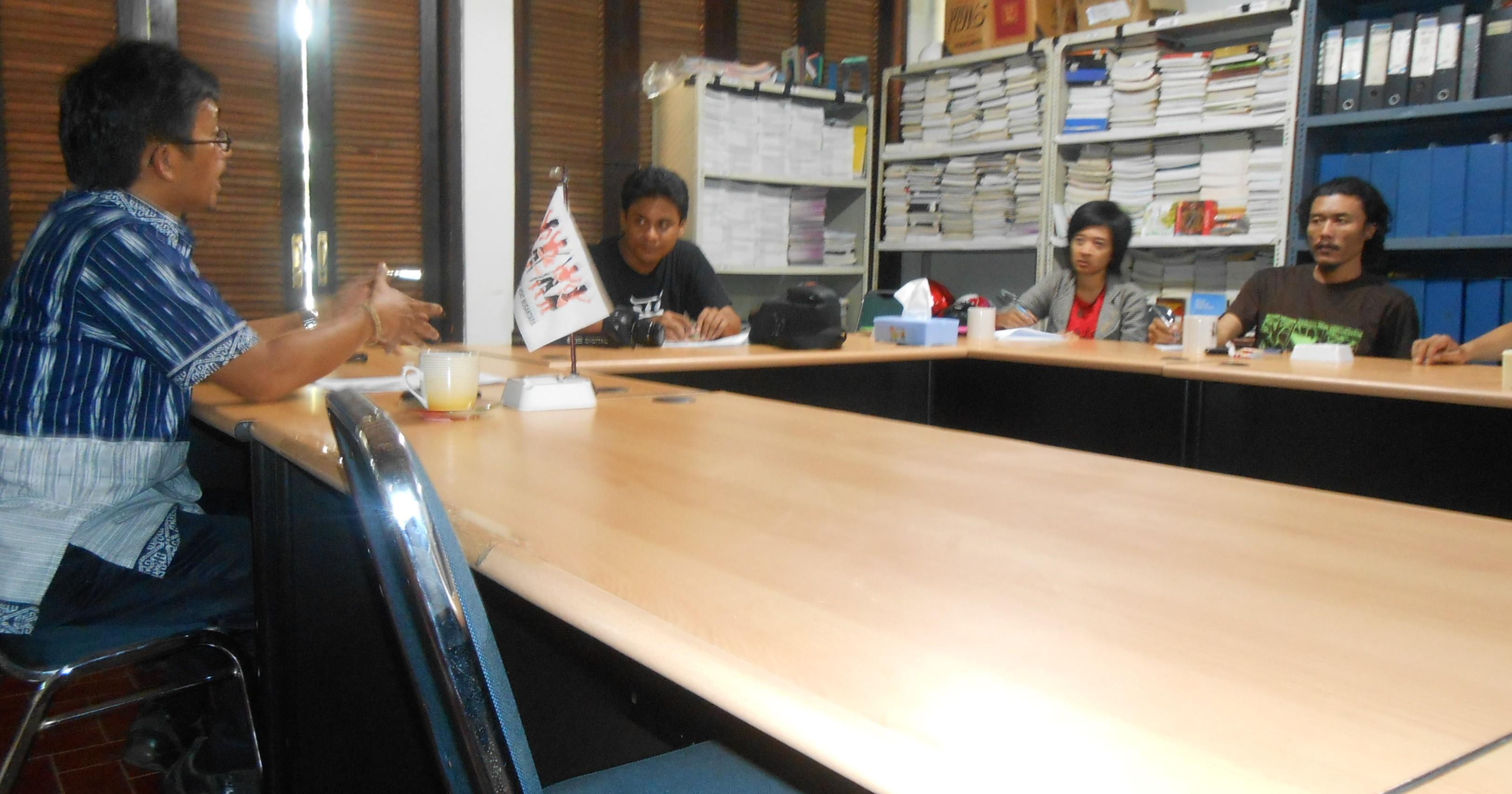 Press Release:  RAKERANS Aliansi Masyarakat Adat Nusantara (AMAN) ke III