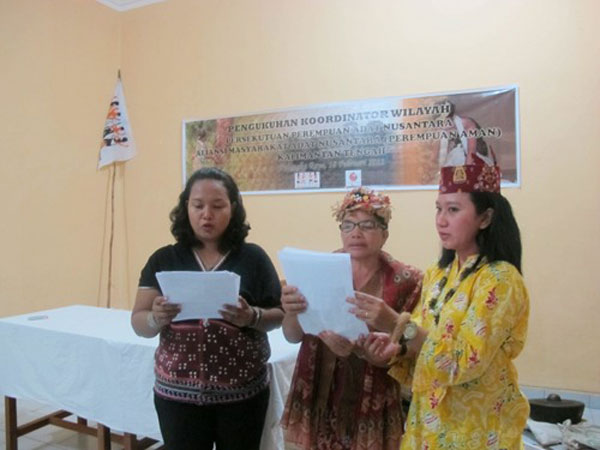 Perempuan Adat dan Perkembangannya