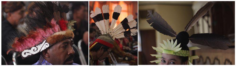 Ikat Kepala Masyarakat Adat Nusantara