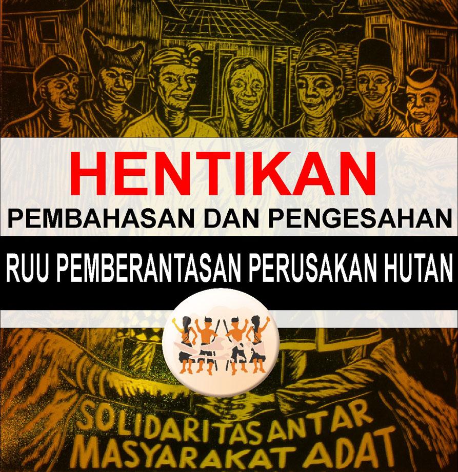 RUU P2H Tak Cerminkan Kerangka Reformasi Hukum Sektor Kehutanan