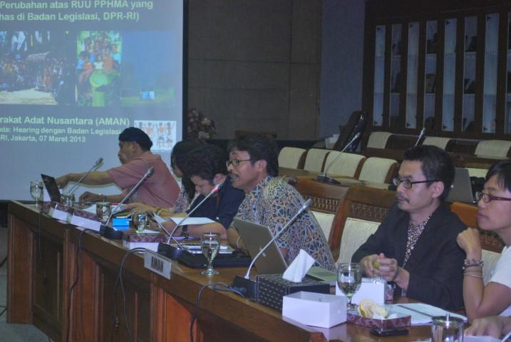 RUU PPHMA Resmi Menjadi RUU Inisiatif DPR