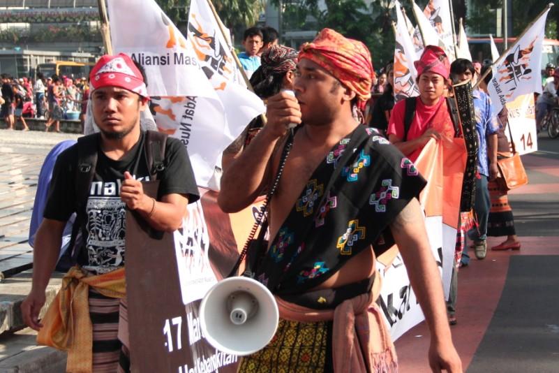 Siaran Pers : Peringatan Hari Kebangkitan Masyarakat Adat Nusantara dan 14 Tahun AMAN