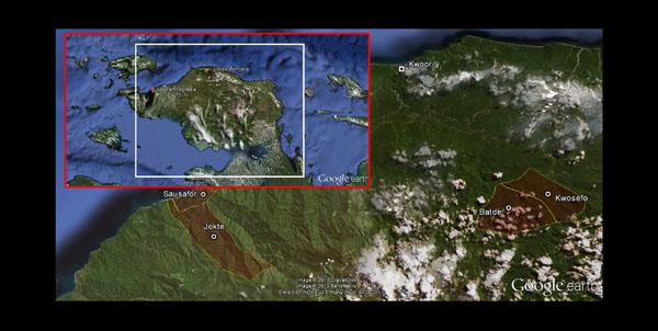 Segerakan Bantuan Kemanusiaan  District Kwoor Tambrauw, Papua Barat