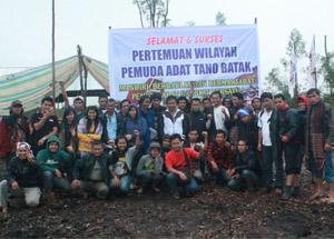 Pemuda Adat Tano Batak Bangkit Bersatu