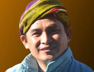 Salah Satu Kader Terbaik Masyarakat Adat Mendaftar Sebagai Calon Anggota DPD RI