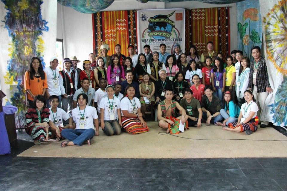 Pertemuan Persiapan Pemuda Adat Asia-Pasifik menuju  WCIP