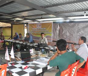 Konsolidasi Masyarakat Sipil Maluku Utara