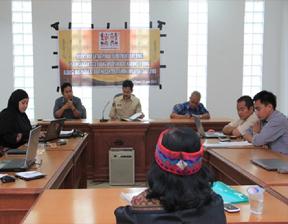 Pertemuan Sosialisasi Putusan MK AMAN Wilayah Tana Luwu