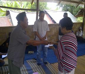 Musyawarah Adat Masyarakat Adat To Karunsi'e Kampung Dongi