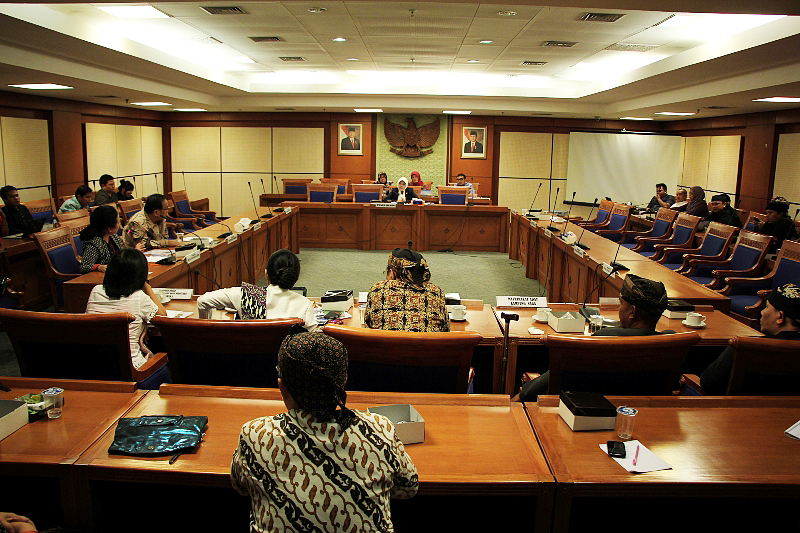 Bill on Indigenous Peoples' Rights Unlikely to be Completed Before Elections