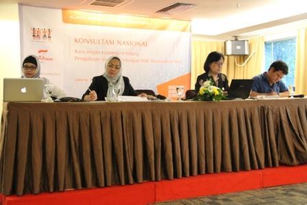Pembahasan RUU Masyarakat Adat Lambat, AMAN Gelar Konsultasi Nasional