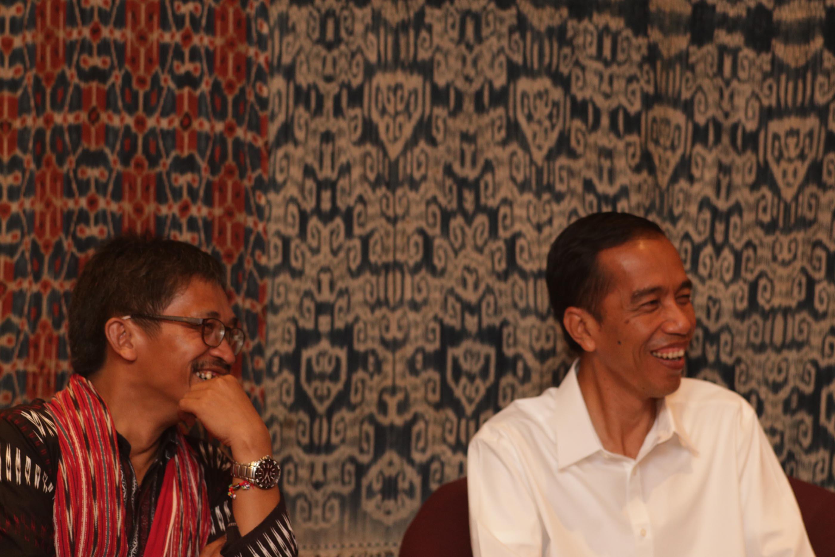 AMAN Kampanyekan Jokowi via Twitter