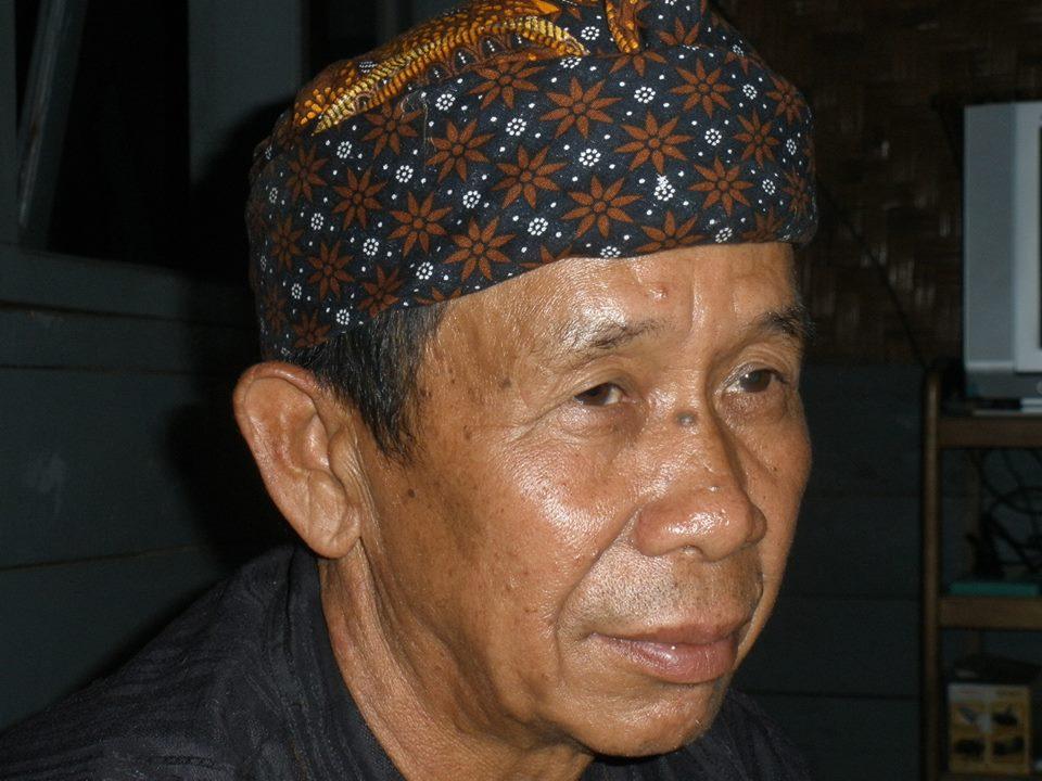 Abah Okri akan Menggelar Ritus Pembuka di Pekan Masyarakat Adat Nusantara