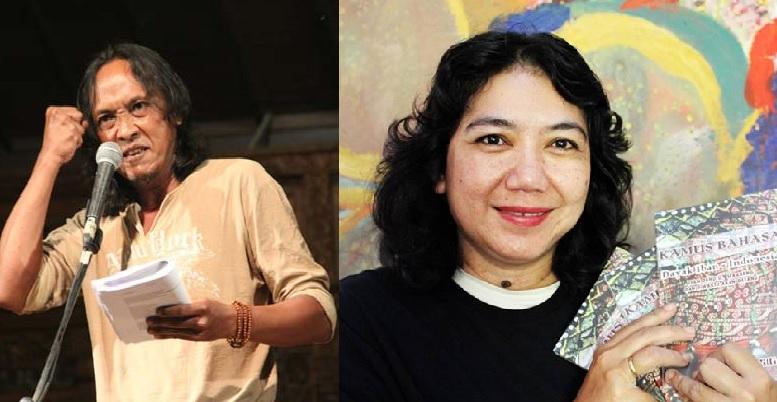 Ade Tanesia dan Rudi Yesus Meriahkan Pekan Masyarakat Adat Nusantara