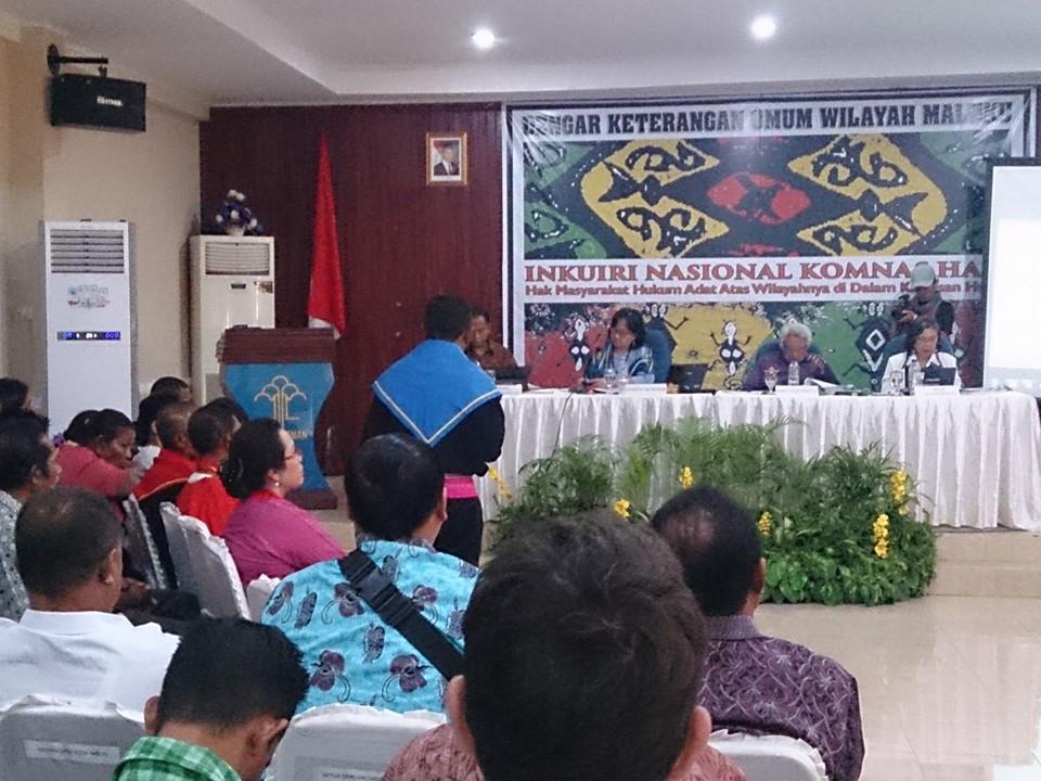 Kesaksian Masyarakat Adat Negeri Tananahu: Kami Dintimidasi, Tanah Adat Kami Jadi HGU PTPN XIV
