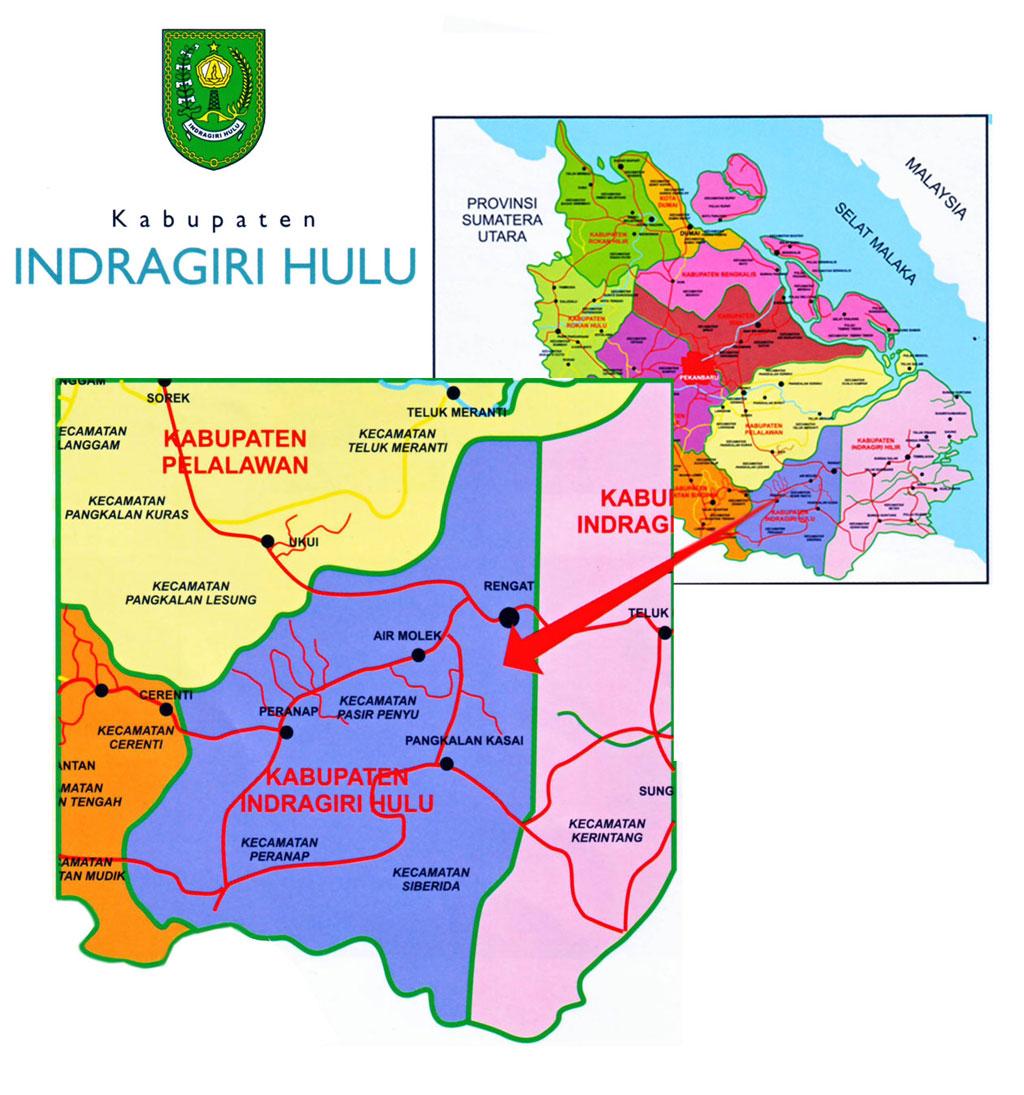 Laporan Bencana Banjir Di Kabupaten Indragiri Hulu Aliansi Masyarakat Adat Nusantara
