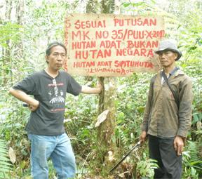Peraturan Bersama Tata Cara Penyelesaian Penguasaan Tanah di Kawasan Hutan