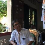 Abdon Nababan saat Jumpa Pers Di Sorong 16/3/2015