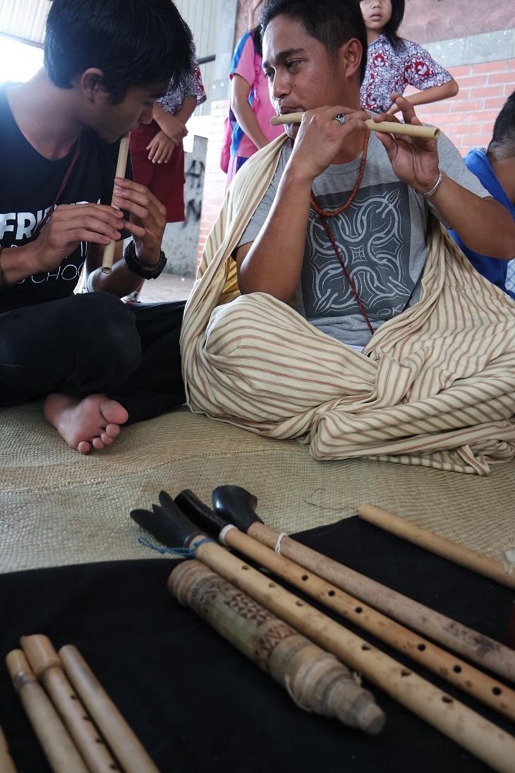Tindoki: Rasa Toraja Dalam Musik