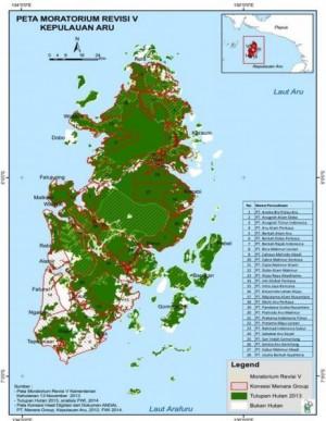 Permohonan untuk Pertimbangan atas Situasi Masyarakat Adat Kepulauan Aru, Indonesia, di bawah Prosedur Peringatan Dini dan Aksi Mendesak Komite Penghapusan Diskriminasi Rasial