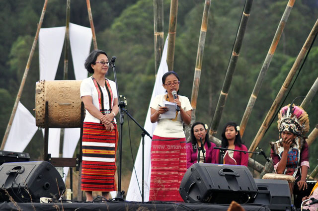 Statement of the UN Special Rapporteur on the Rights of Indigenous Peoples, Victoria Tauli-Corpuz