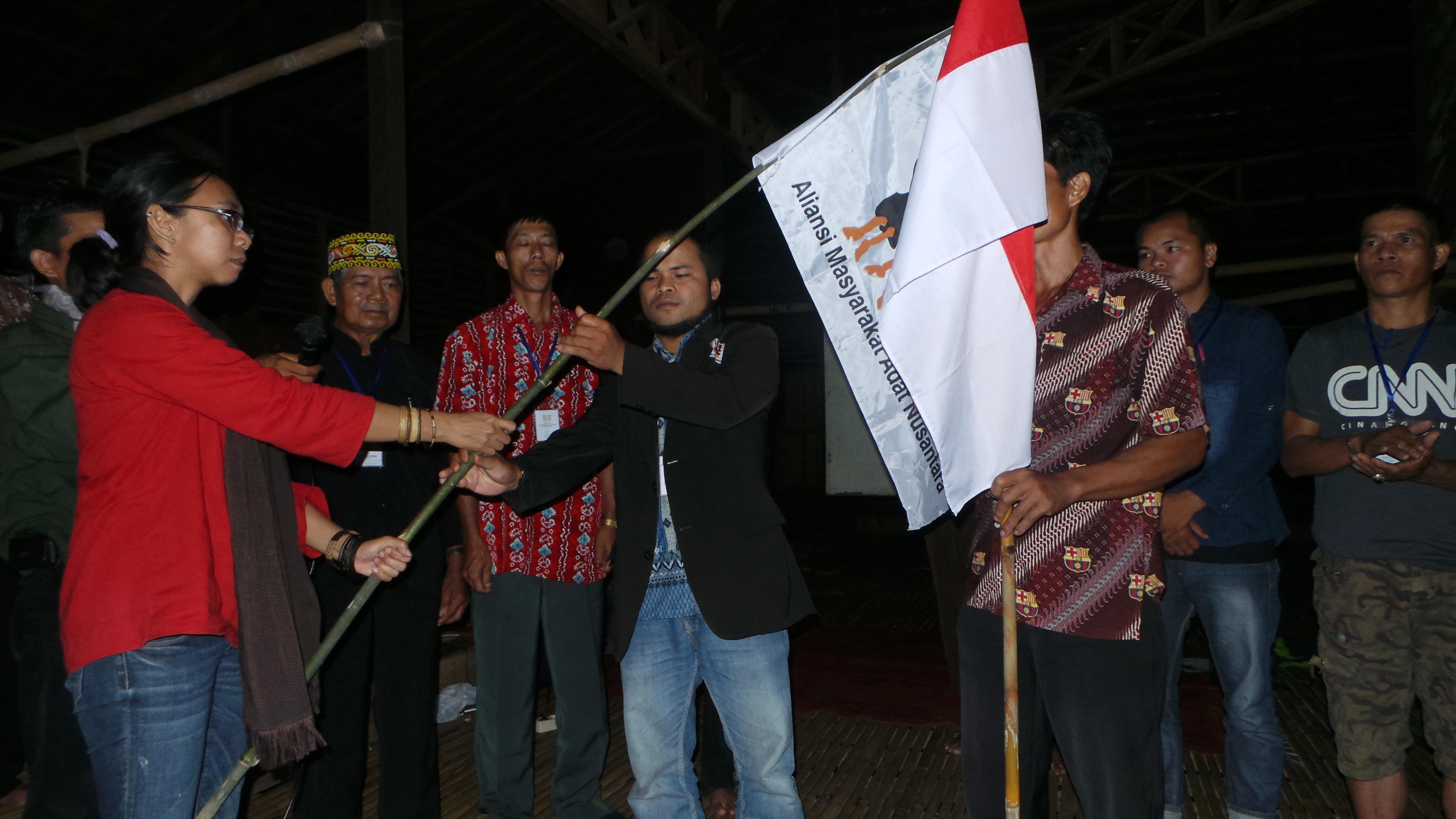 Aliansi Masyarakat Adat Nusantara Kalimantan Selatan Menggelar Musyawarah Wilayah