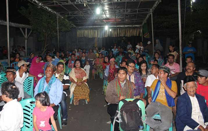 Pesta Adat Parsadaan Karo Tanjung Gusta Jelang KMAN V