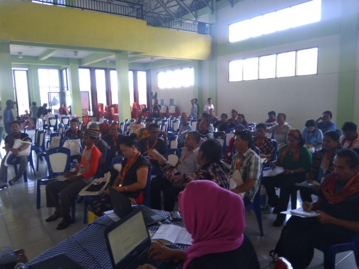 Integrasi Pusat Data Masyarakat Adat Sebagai Pendorong Pengakuan Wilayah Adat