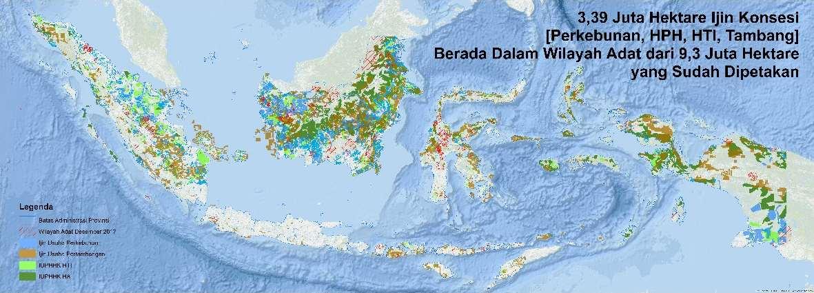 Geoportal Kebijakan Satu Peta Diluncurkan untuk Siapa?