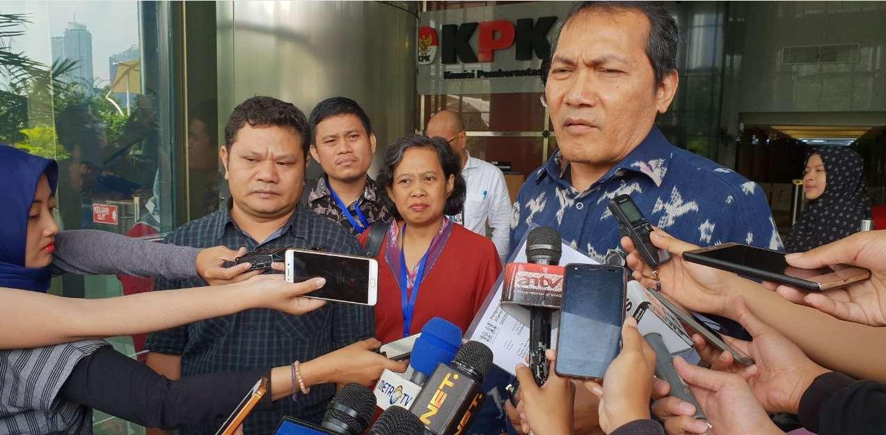 KPK Gandeng AMAN Berantas Korupsi Sumber Daya Alam di Wilayah Adat