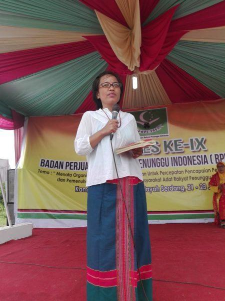 Berita Foto: Kongres IX BPRPI