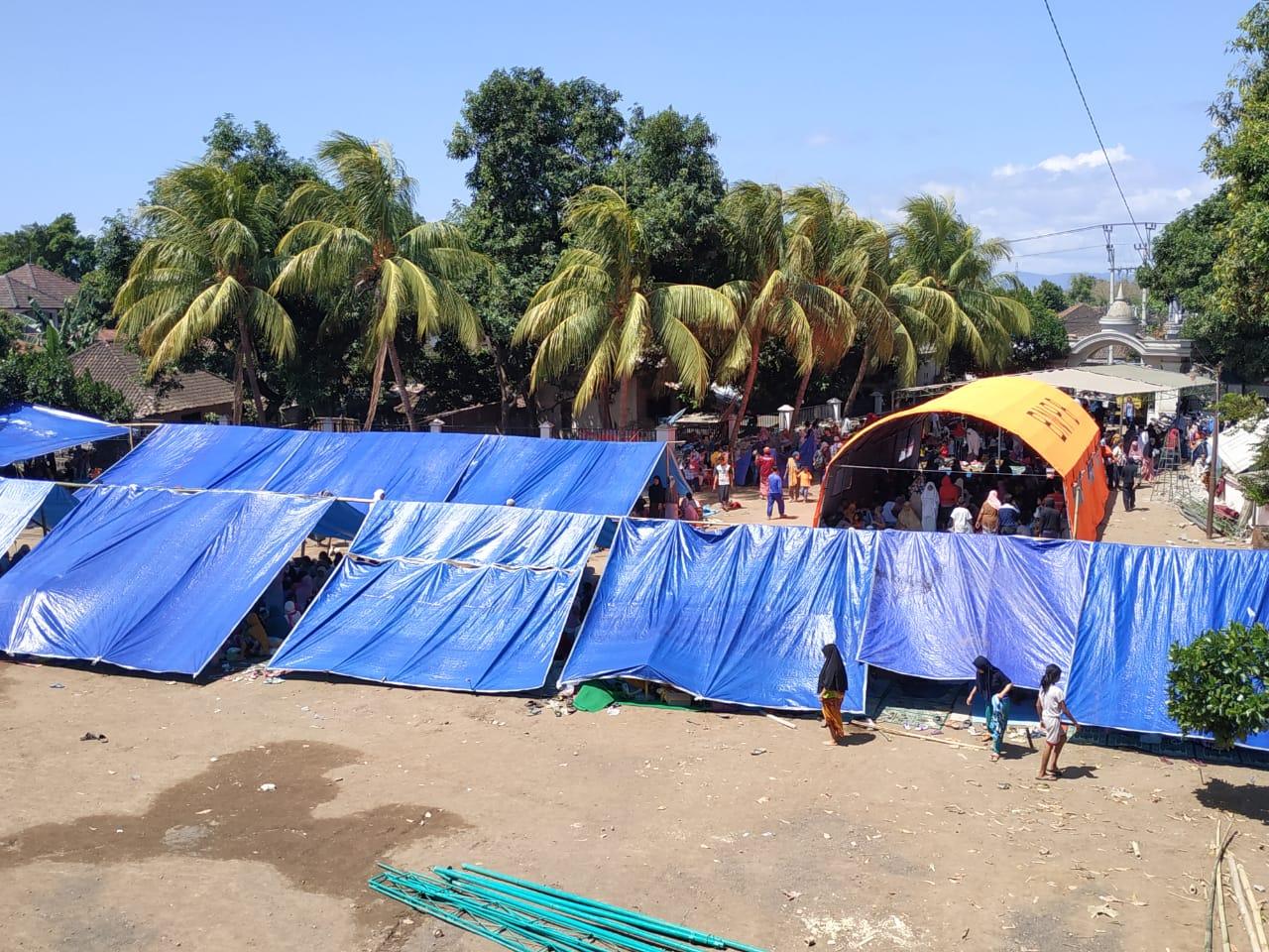 Gempa Lagi Di Lombok: Situasi Terkini di Pengungsian