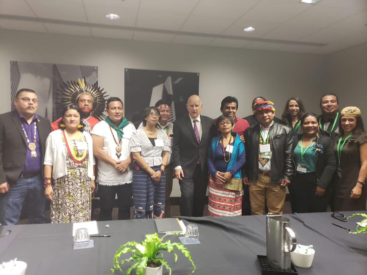 Prinsip-prinsip Kolaborasi Gubernur dan Negara Anggota GCF dengan Masyarakat Adat dan Komunitas Lokal