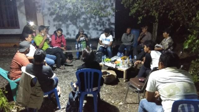 Tim Relawan AMAN dari Jakarta Tiba dengan Selamat di Palu