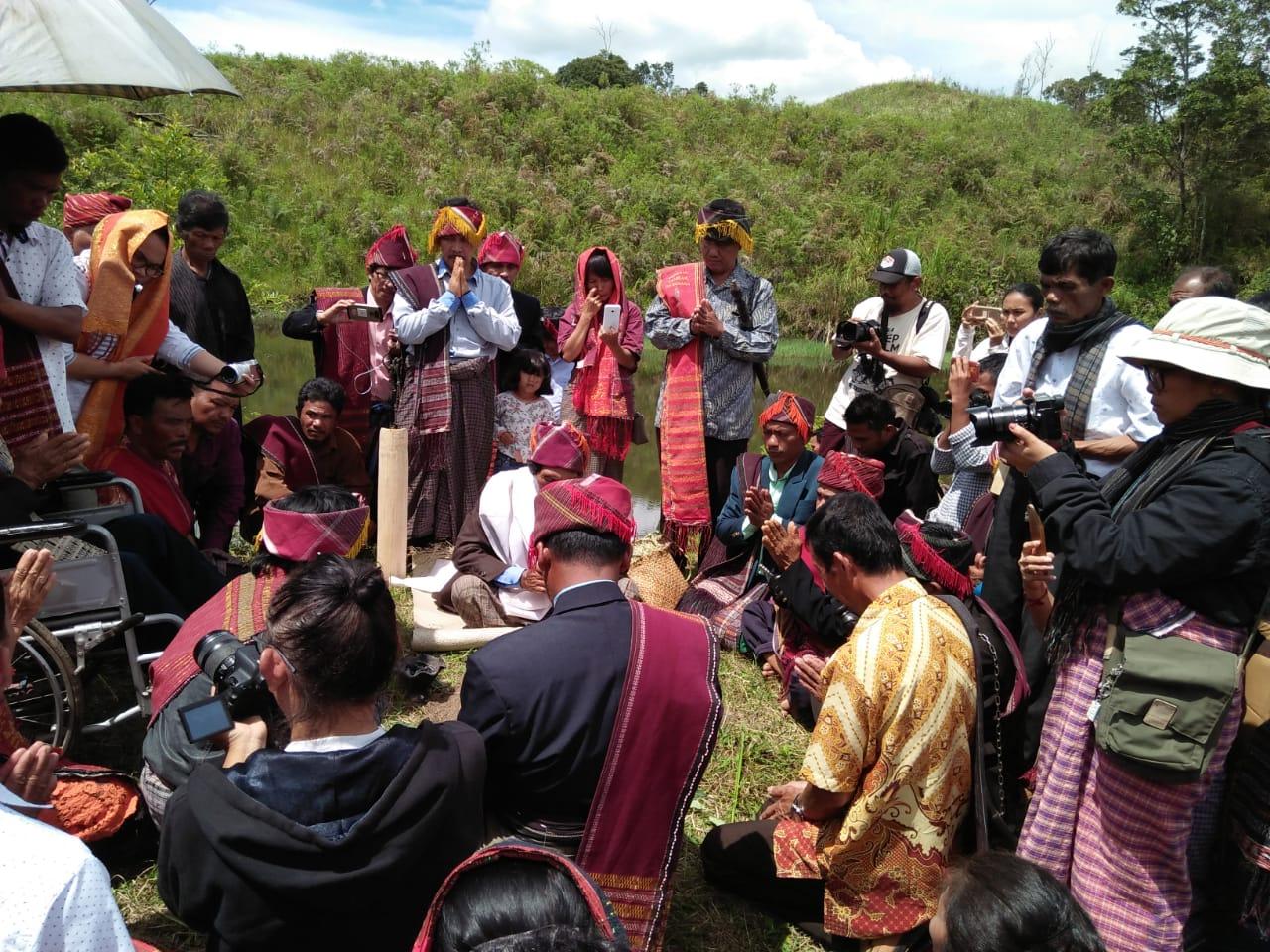 Ritual Patarias Debata di Tengah Ancaman bagi Keberlanjutannya