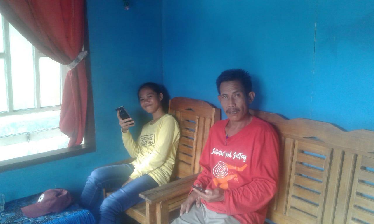 Pendataan di Komunitas Adat Topoado Terdampak Banjir Bandang