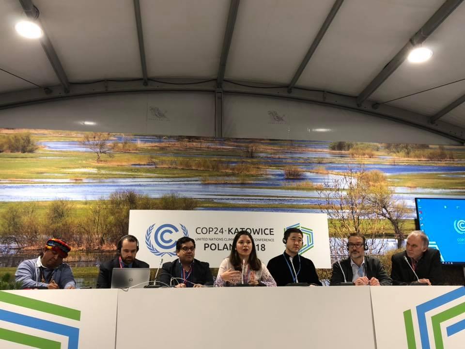 COP24: Platform Komunitas Lokal dan Masyarakat Adat Akhirnya Disepakati