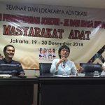 Jokowi-JK Gagal Penuhi Janjinya kepada Masyarakat Adat!