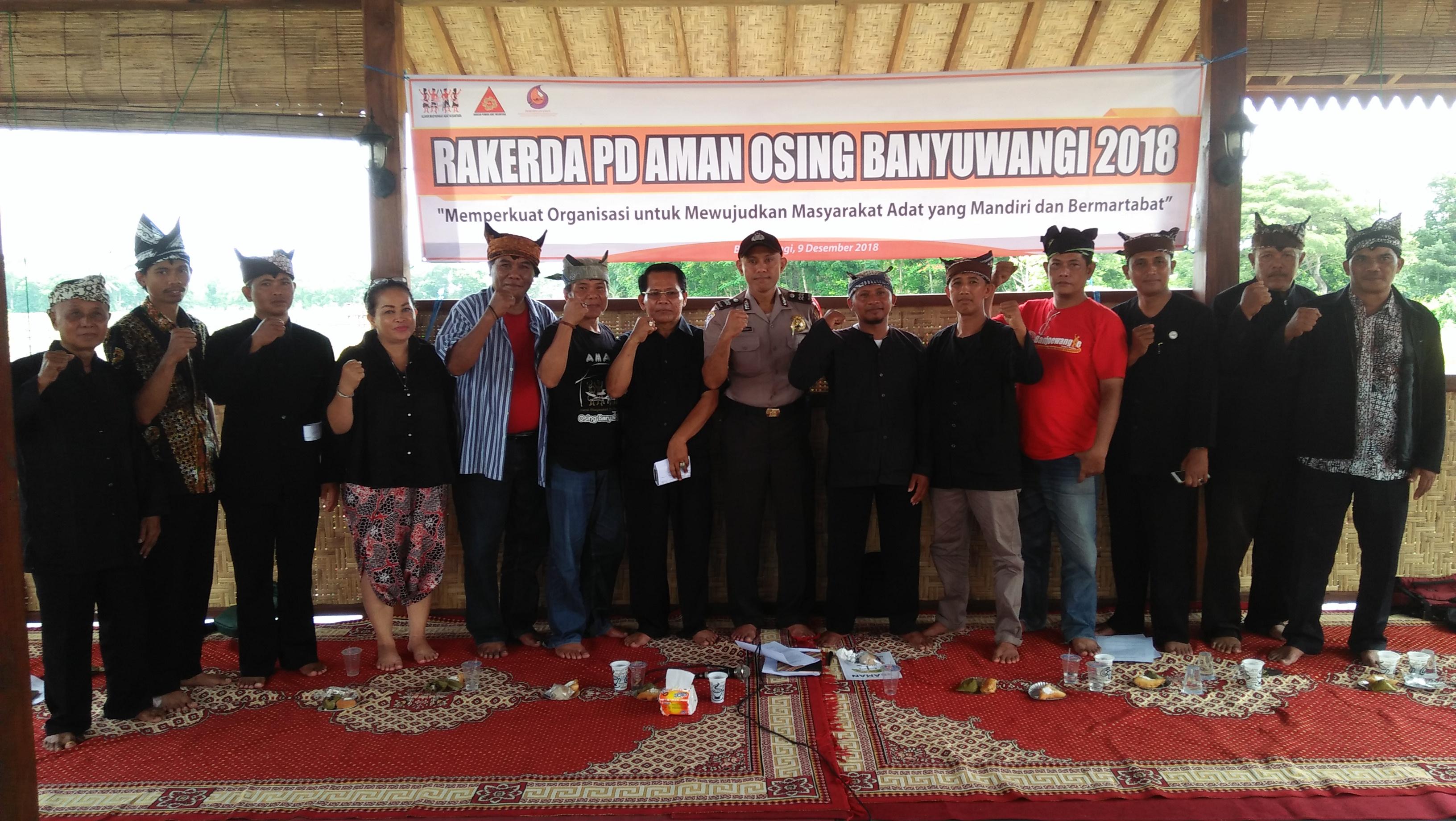 PD Osing Banyuwangi Membangun Kemandirian Ekonomi Melalui Komoditas Masyarakat Adat