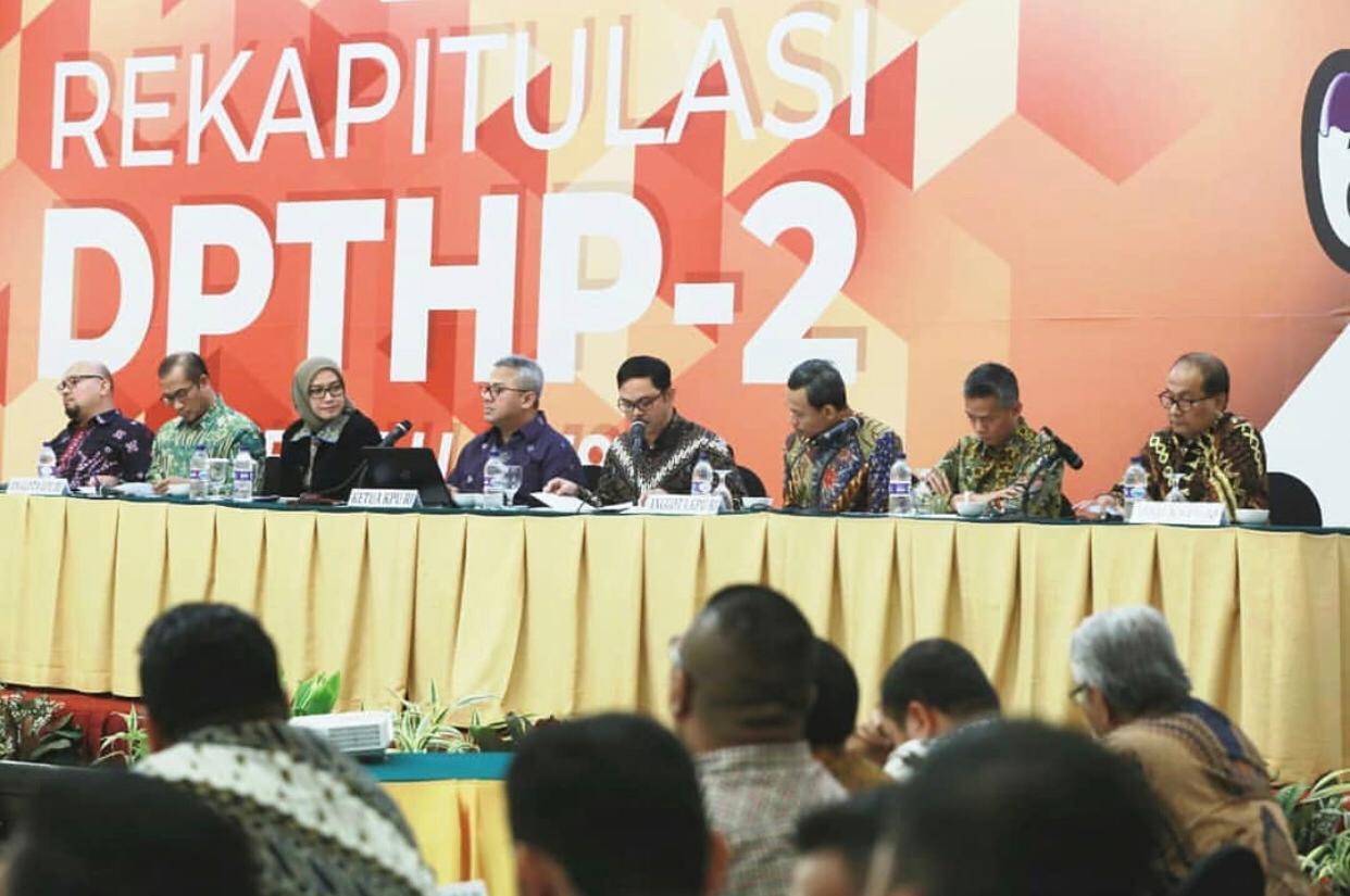 Bawaslu Terima Penyempurnaan DPTHP-2 dengan Catatan;  Lindungi Hak Pilih Masyarakat Adat