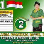 Aleta Kornelia Ba'un: Pejuang Tangguh dari Gunung Nausus