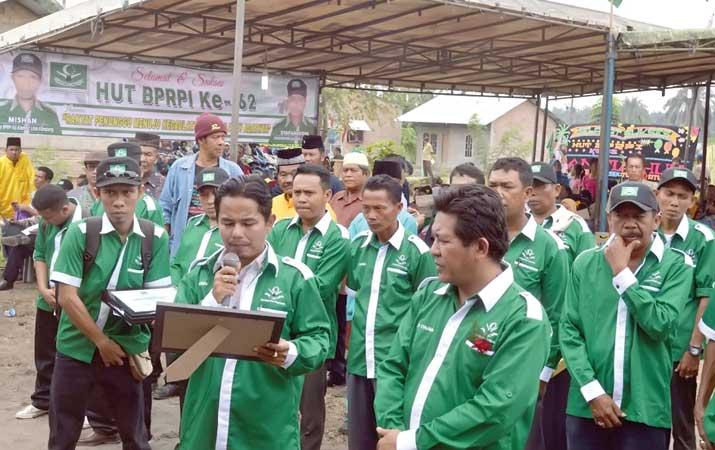 Badan Perjuangan Rakyat Penunggu Indonesia (BPRPI);  Mutiara Pengetahuan Perjuangan Masyarakat Adat Melayu