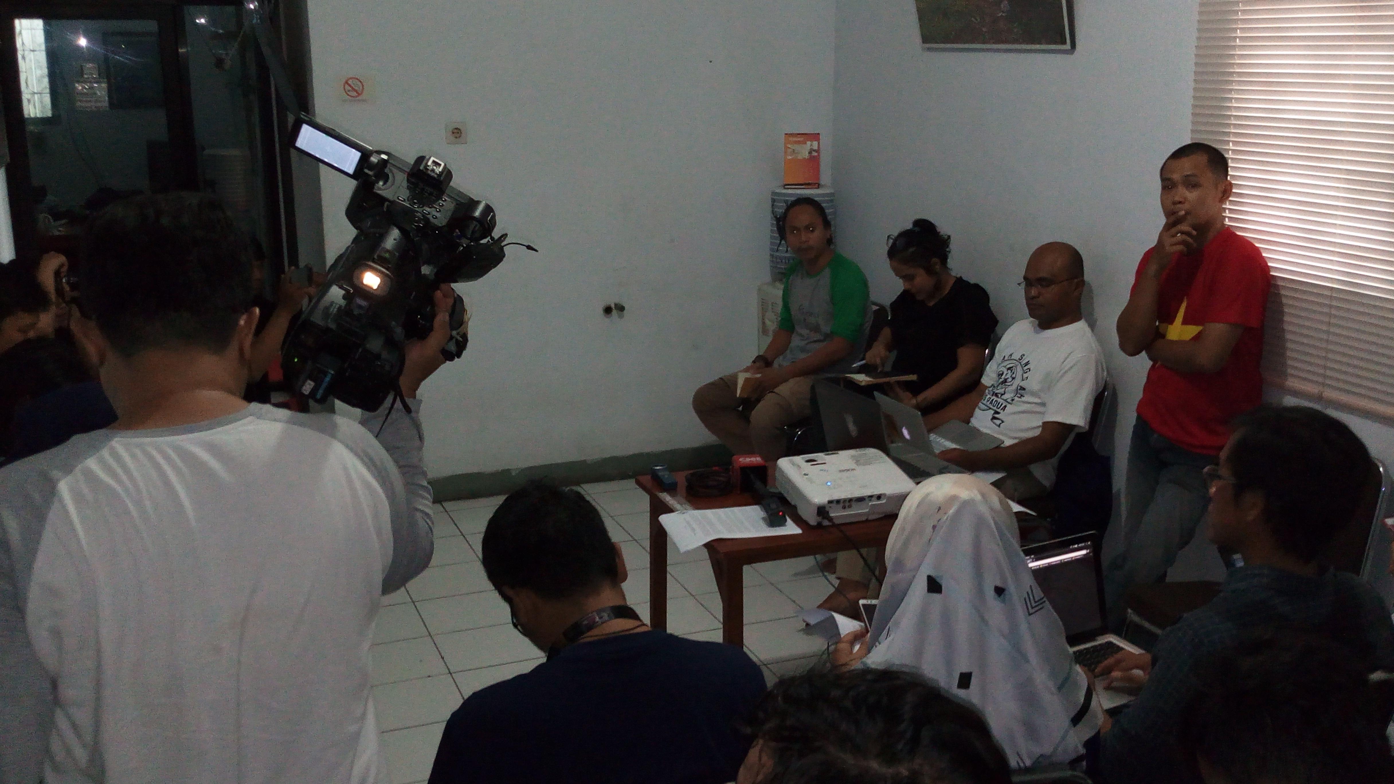 Ancaman Keselamatan Masyarakat Adat di Wilayah Pesisir dan Pulau-pulau Kecil