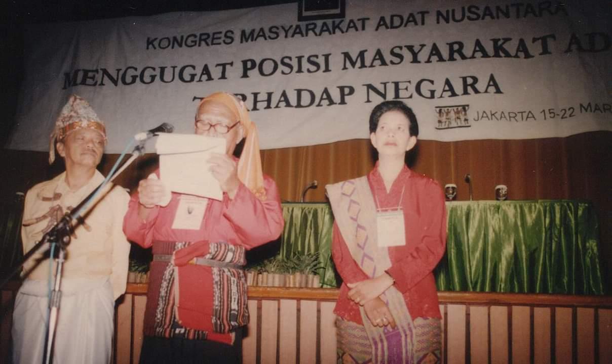 17 Maret, Titik Kebangkitan Perjuangan             Masyarakat Adat Nusantara