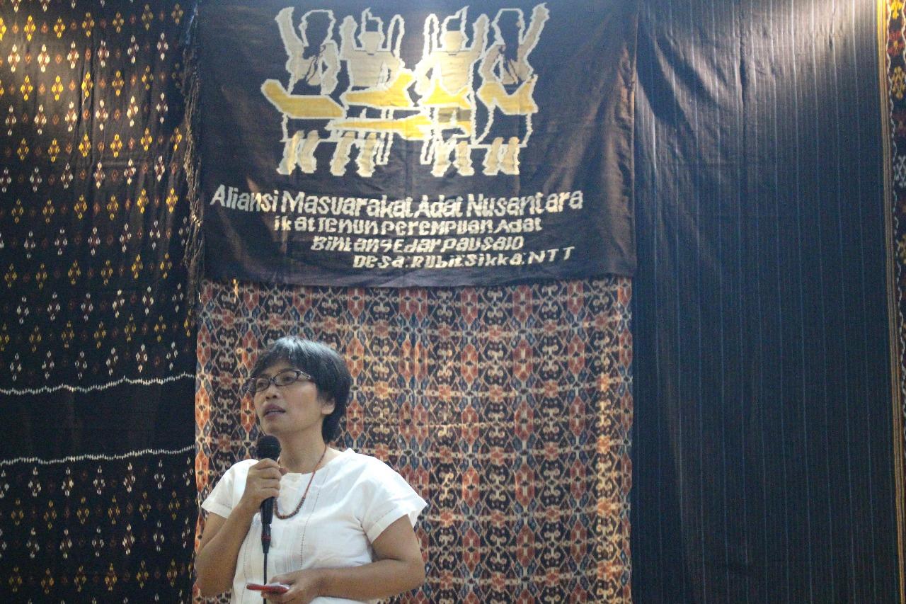 Pidato Sekretaris Jenderal AMAN -                                        Hari Kebangkitan Masyarakat Adat Nusantara,  17 Maret 2019