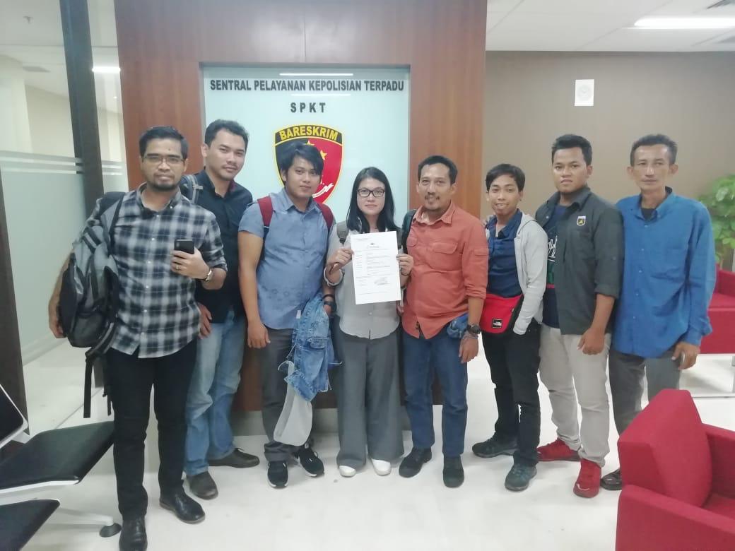 Desak Buka Data HGU, Koalisi Masyarakat Sipil Adukan Kementerian ATR/BPN ke Mabes Polri