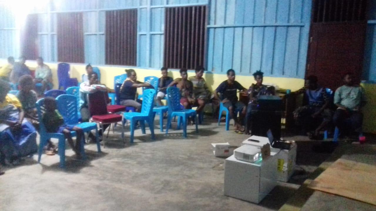 Tekad Masyarakat Adat Klaben Papua Barat Mempertahankan Wilayah Adat